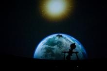 Эффекты калужского планетария