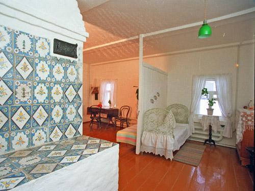 Дом циолковского фото