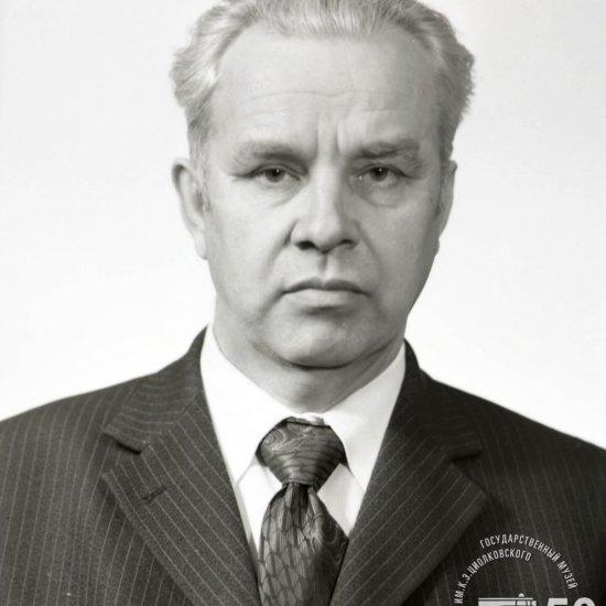 И.С. Короченцев, директор Государственного музея истории космонавтики им. К.Э. Циолковского (1975-1987 гг.)