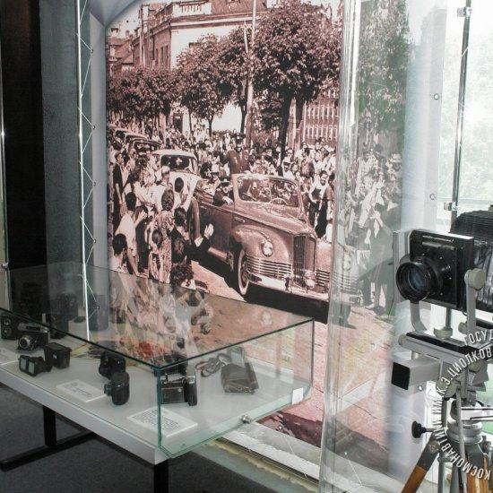 Фрагмент выставки «Остановись, мгновенье…»
