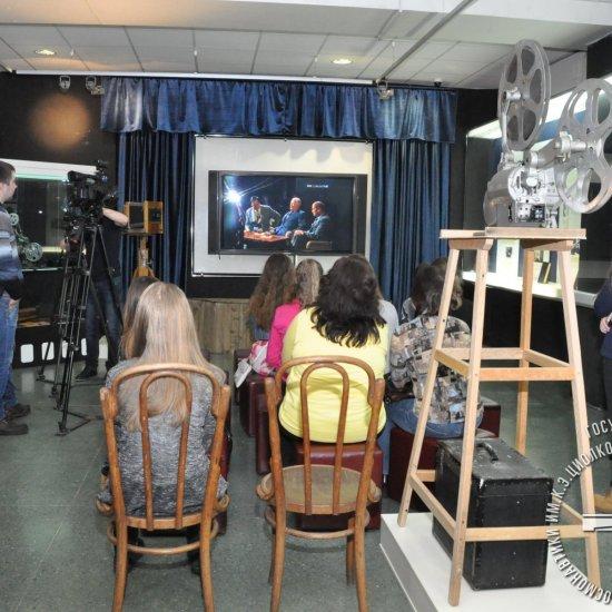 Открытие выставки «Этот фильм зовет в космос».