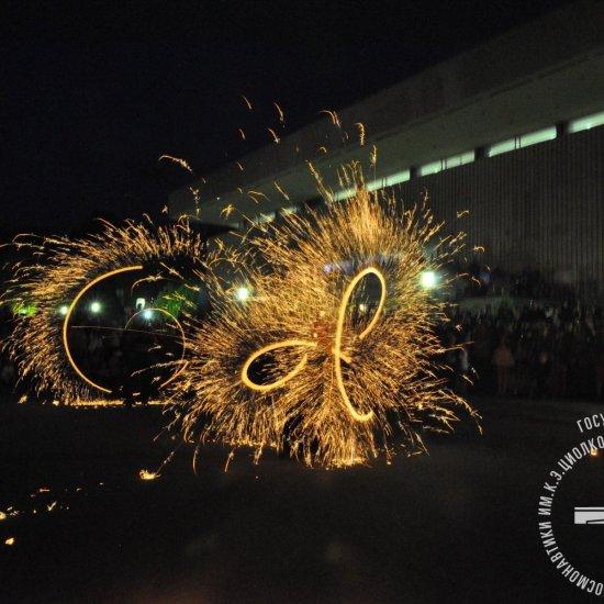 Ночь музеев-2014.