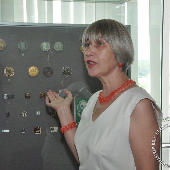 Выставка «Космическая фалеристика».