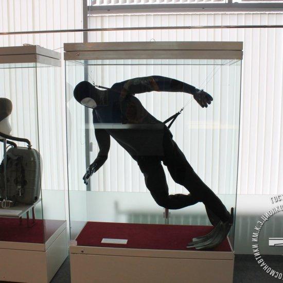 Выставка «Мода особого назначения».