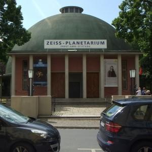 Планетарий в Йене