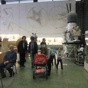 В музее интересно посетителям всех возрастов