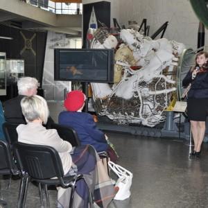 Автор Юлия Туркина рассказывает о выставке