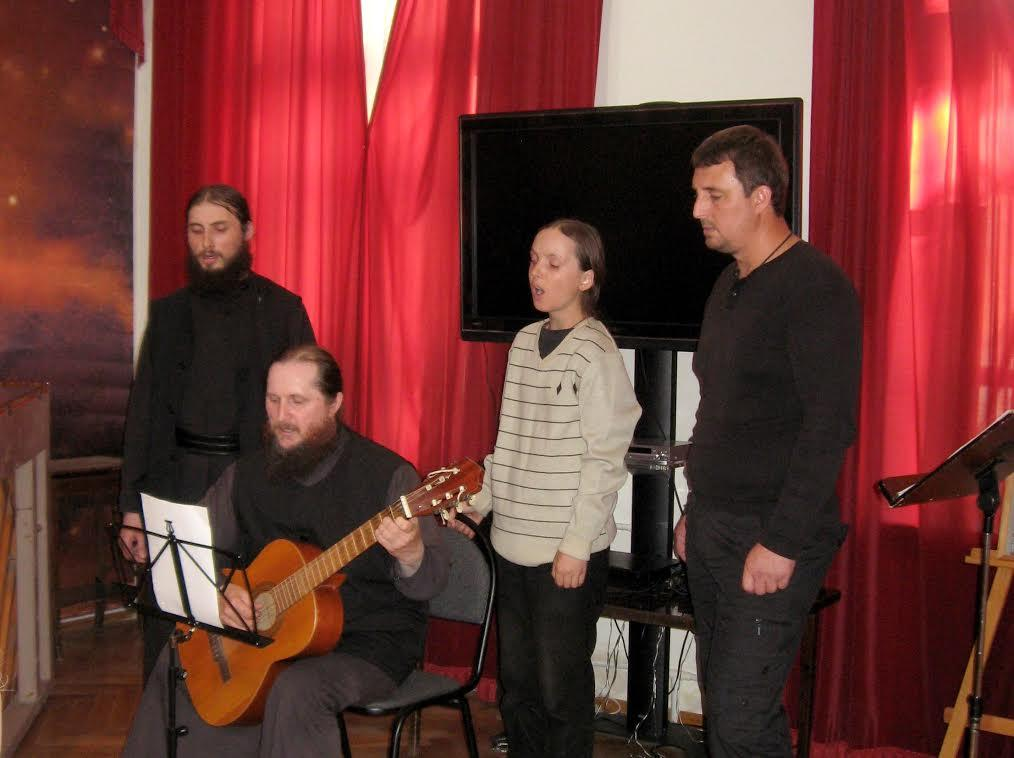 Оптина пустынь - концерт в доме-музее Чижевского