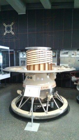 Спускаемый аппарат АМС Венера-9