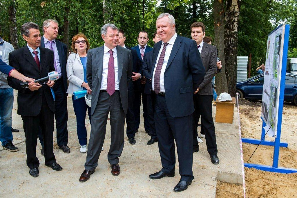 Фото пресс-службы Правительства Калужской области