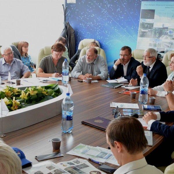 Н. Абакумова на Форуме по популяризации достижений отечественной космонавтики и профориентации молодежи в рамках МАКС-2015