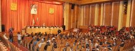 50-е Научные чтения памяти К.Э. Циолковского. Пленарное заседание.