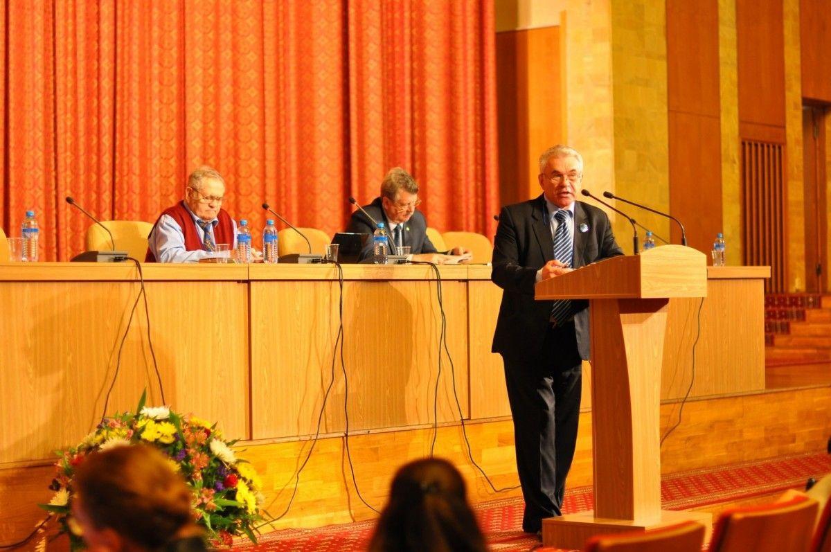 Симпозиум в рамках Научных чтений памяти К.Э. Циолковского
