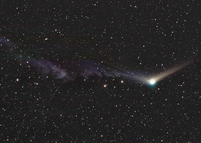 Комета C/2013 US10 (Catalina). Фото Akihiro Yamazaki