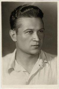 В.Н. Челомей в период обучения в Киевском политехническом институте