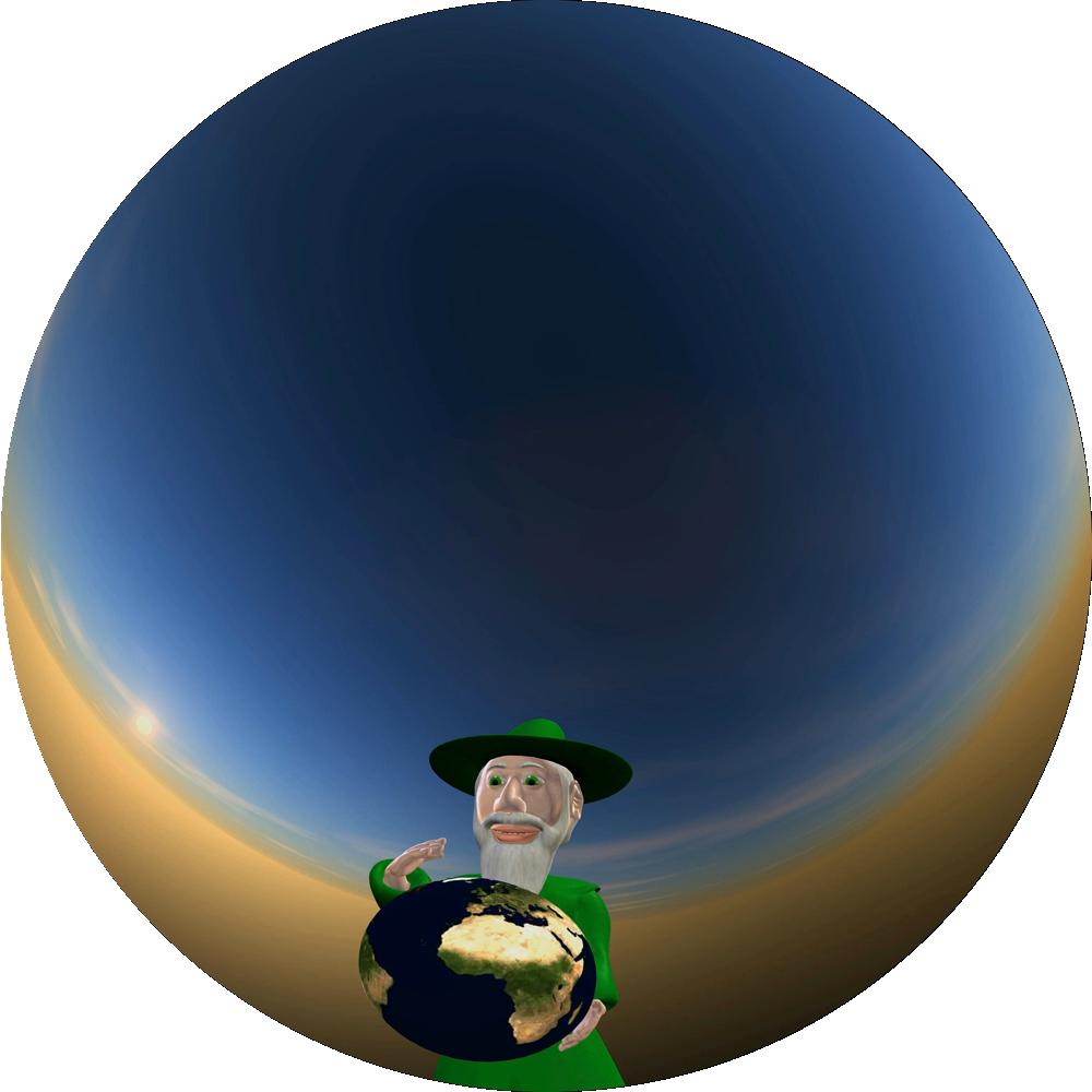 Волшебник-планетарий