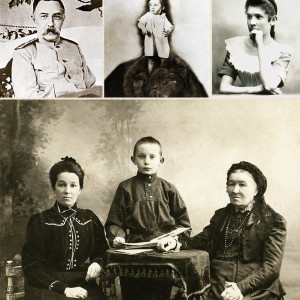 Семья Чижевских