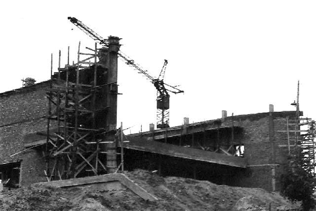 Строительство музея