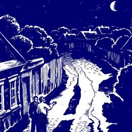 звездная ночь на сайт