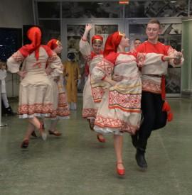 Танец в невесомости