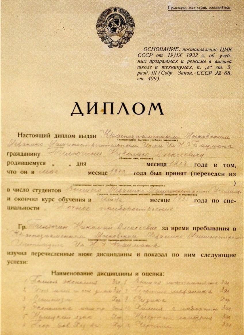 Диплом Пилюгина Н.А.