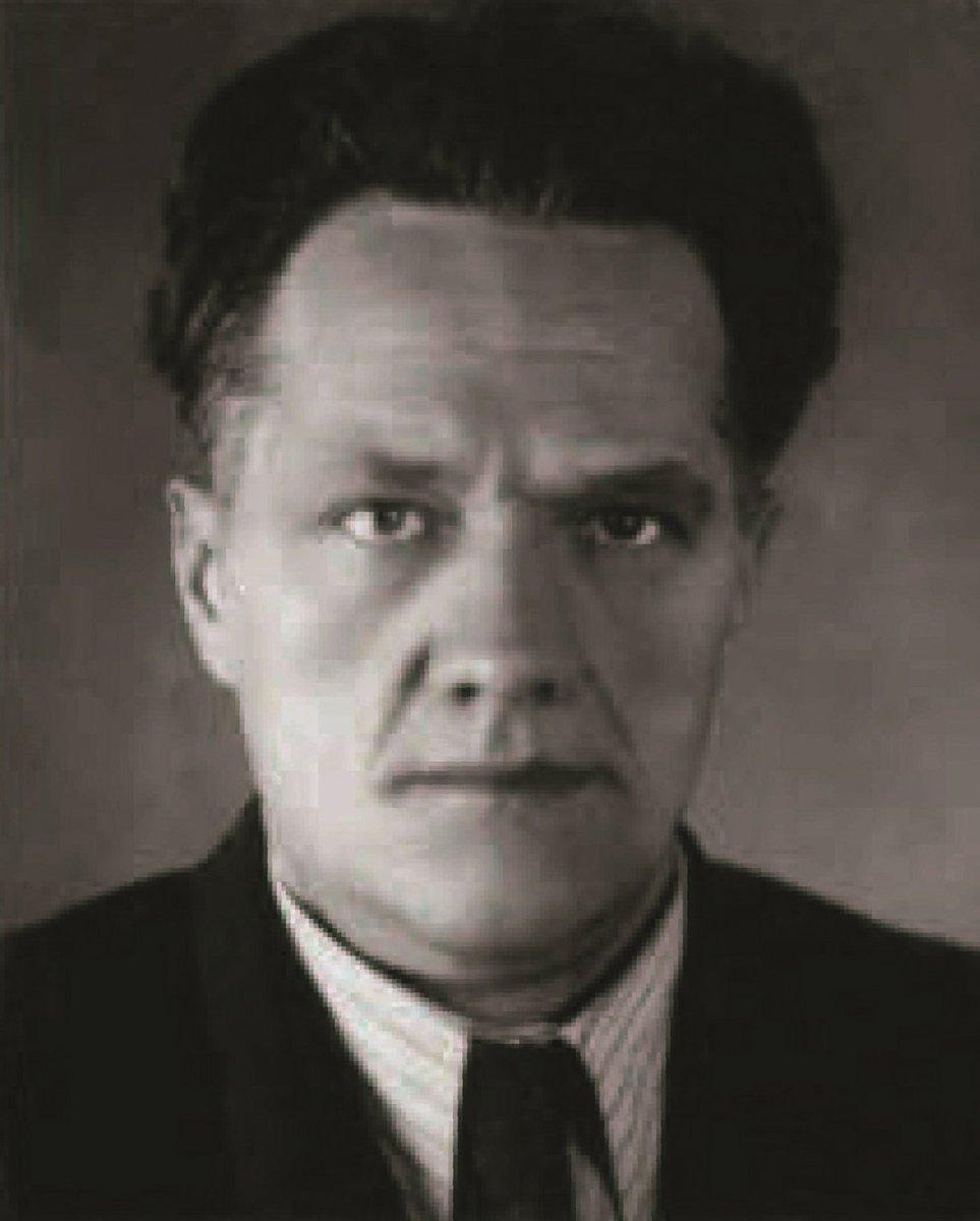 Н.А. Пилюгин. 1946-1947 гг.