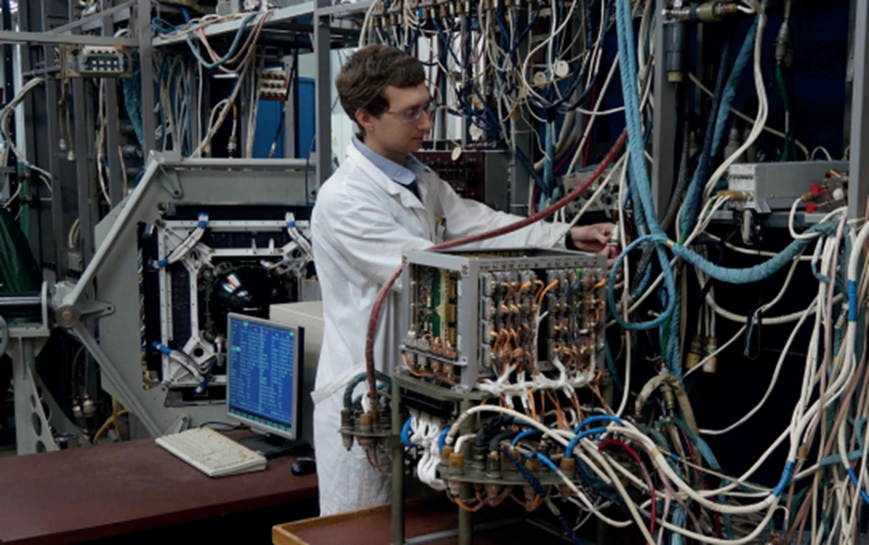 Комплексное проектирование и отработка системы управления разгонного блока «ФРЕГАТ».