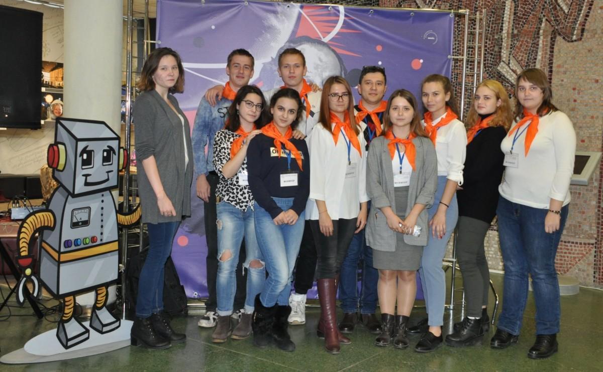 Волонтеры в ГМИК