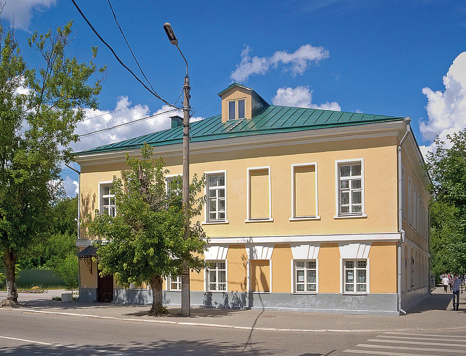 Дом Чижевских после ремонта