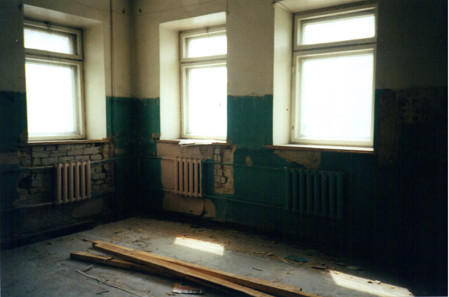 Комната Александра Леонидовича Чижевского