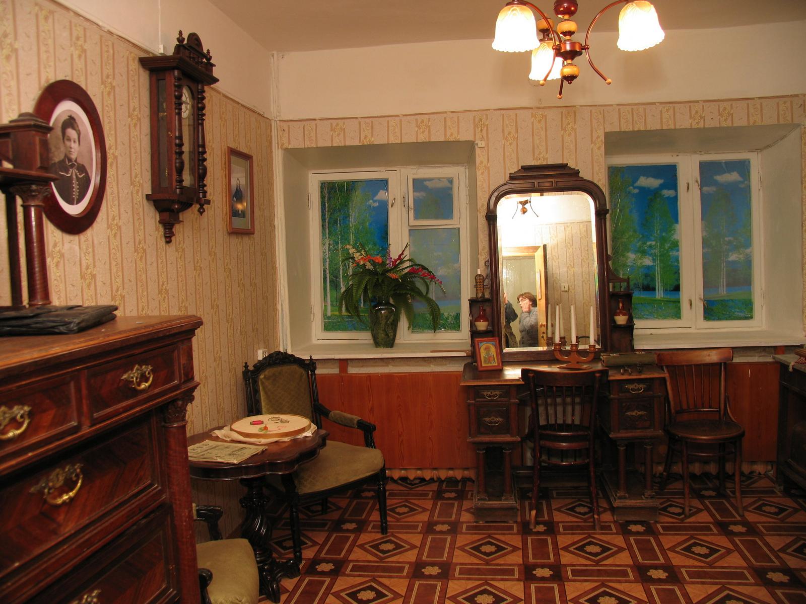 Комната О.В. Лесли-Чижевской