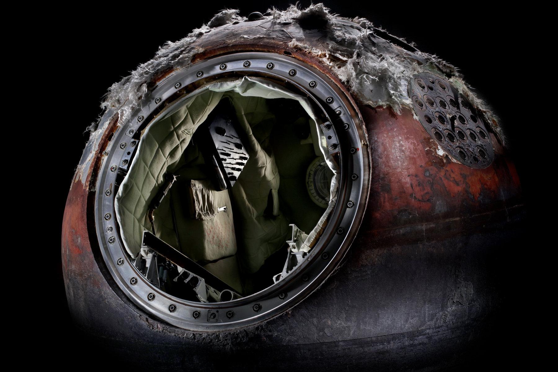 Спускаемый аппарат космического корабля «Восток-5»