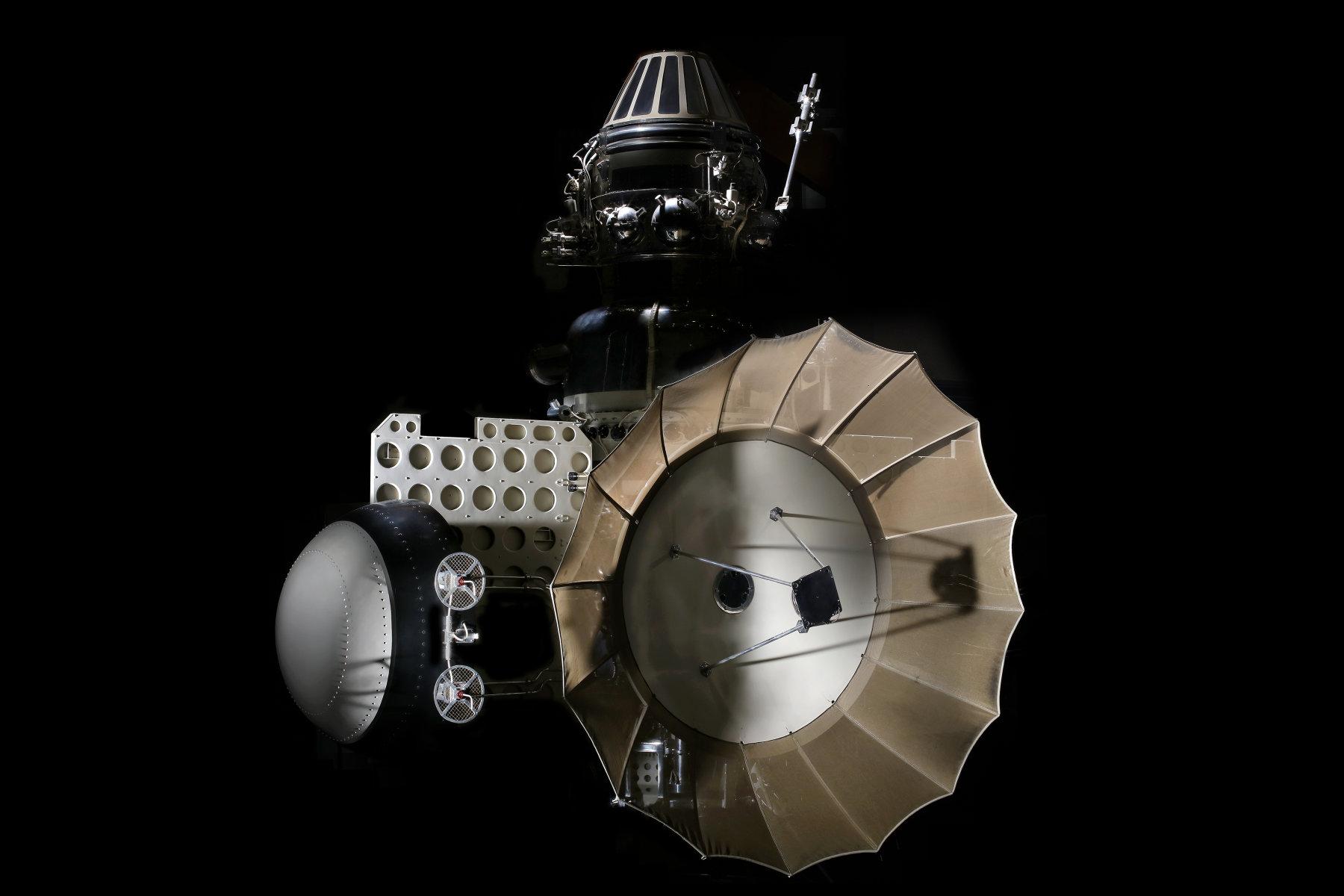 Автоматическая межпланетная станция «Зонд-3»