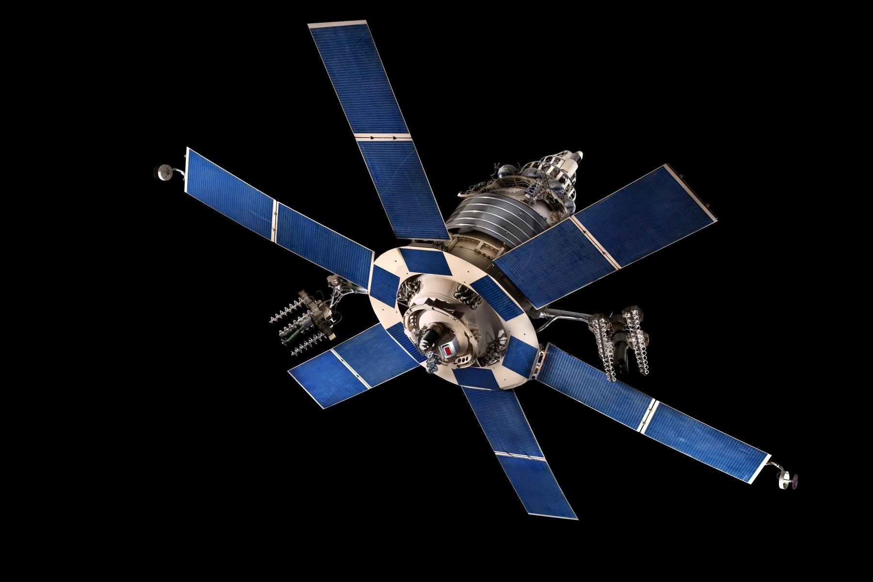 Спутник связи «Молния-1»