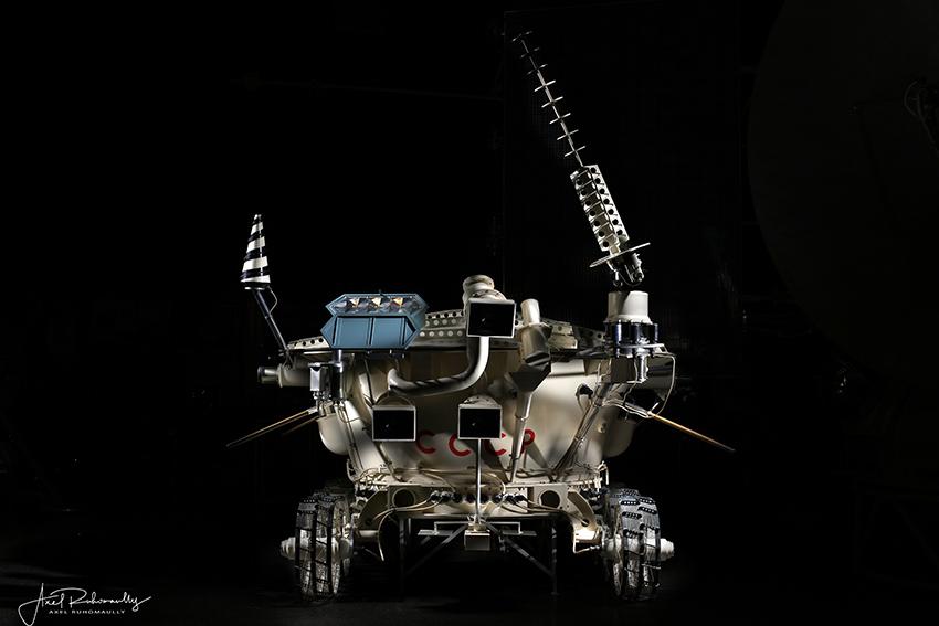 Самоходный аппарат «Луноход-2»