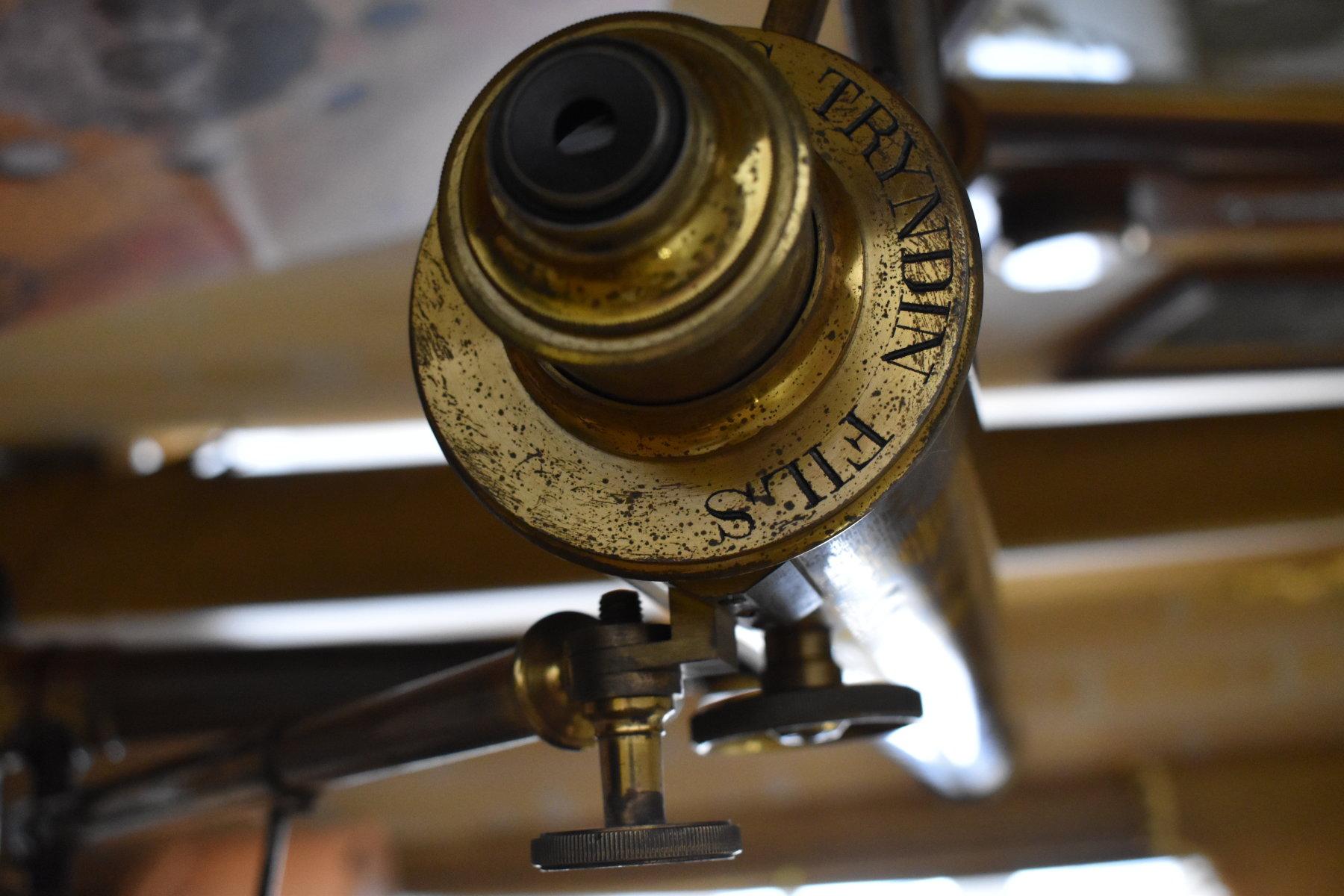 Телескоп  TRYNDIN FILS, XIX век