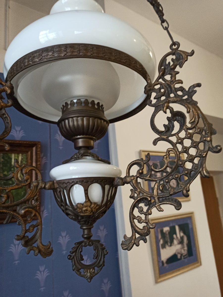 Лампа, XIX век