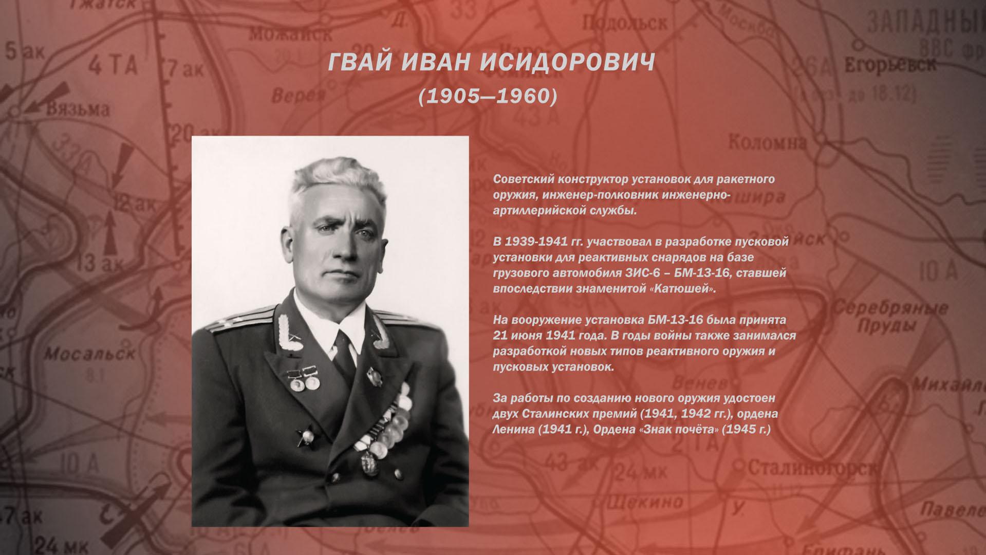 Гвай Иван Исидорович