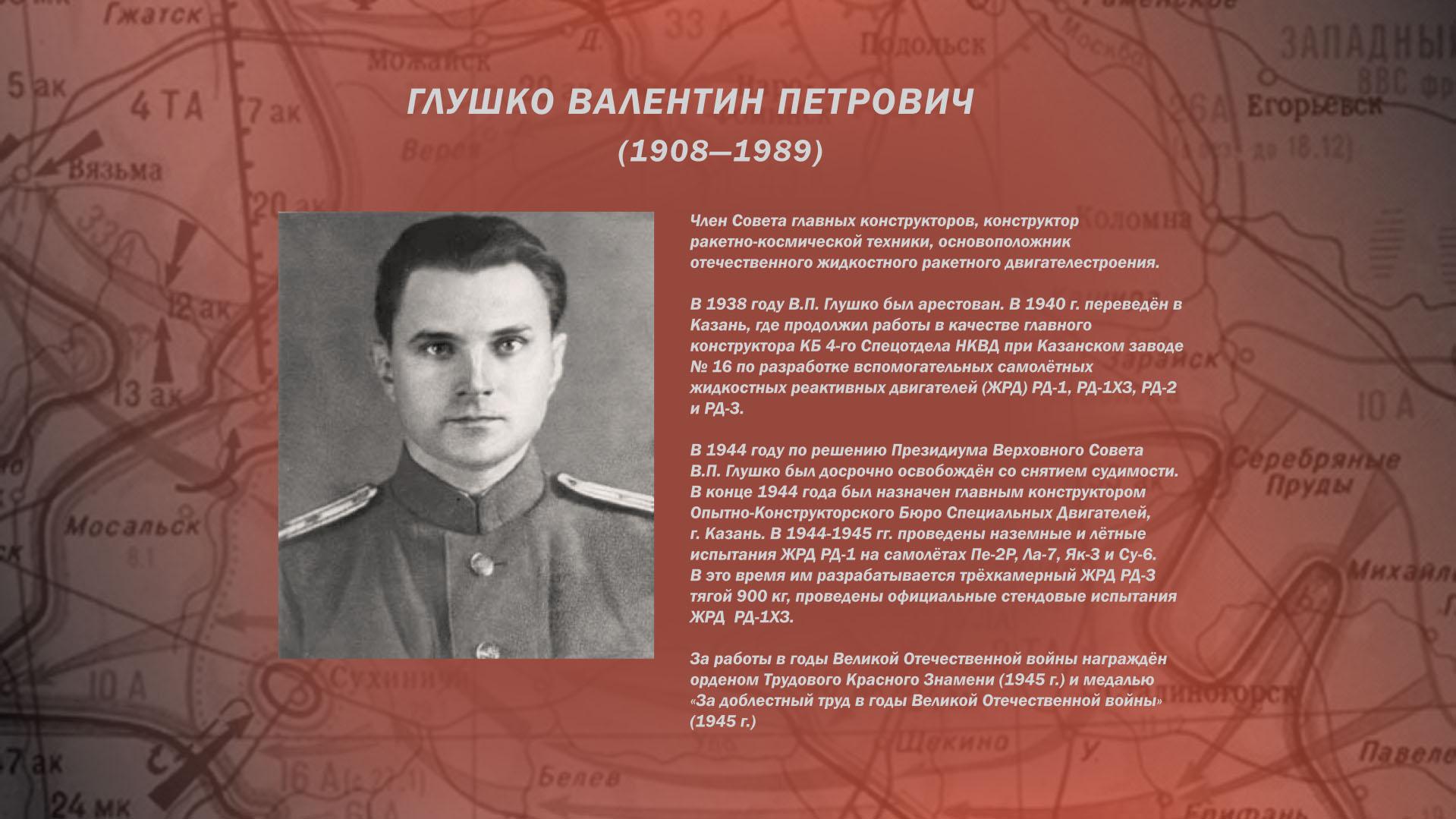 Глушко Валентин Петрович