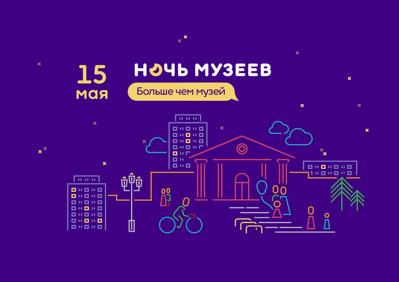 Ночь музеев — 2021
