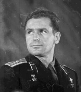 Летчик-космонавт СССР Г.С. Титов. Фото Вдовенко. 1962 г.